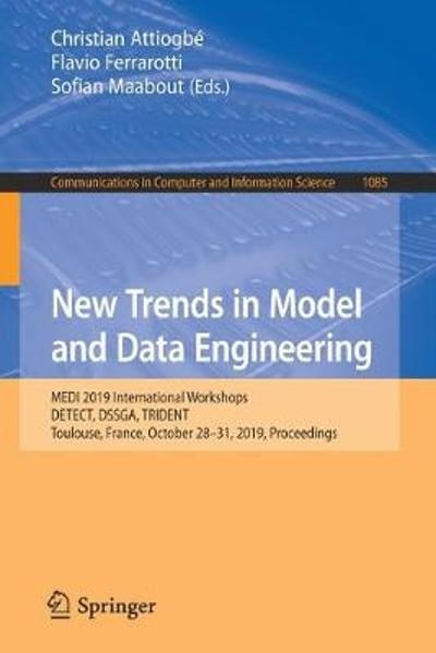 New Trends in Model and Data Engineering - Christian Attiogbe