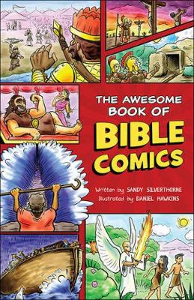 The Awesome Book of Bible Comics - Sandy Silverthorne