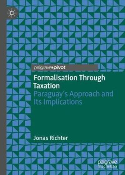 Formalisation Through Taxation - Jonas Richter