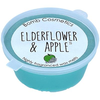 Elderflower & Apple Mini Wax Melt - Bomb Cosmetics