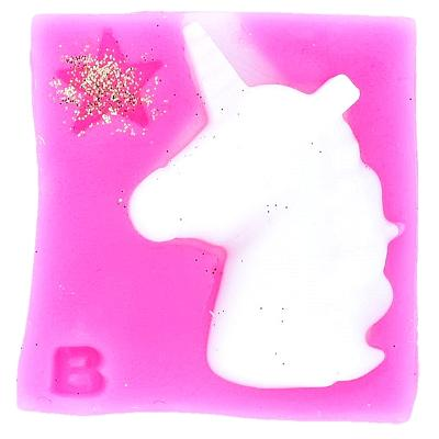 Pink Unicorn Wax Melt Shapes - Bomb Cosmetics