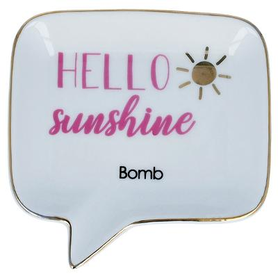 Hello Sunshine Soap Dish - Bomb Cosmetics