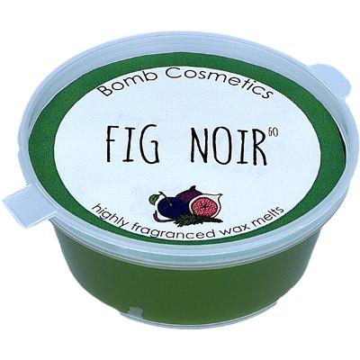 Fig Noir Mini Wax Melt - Bomb Cosmetics