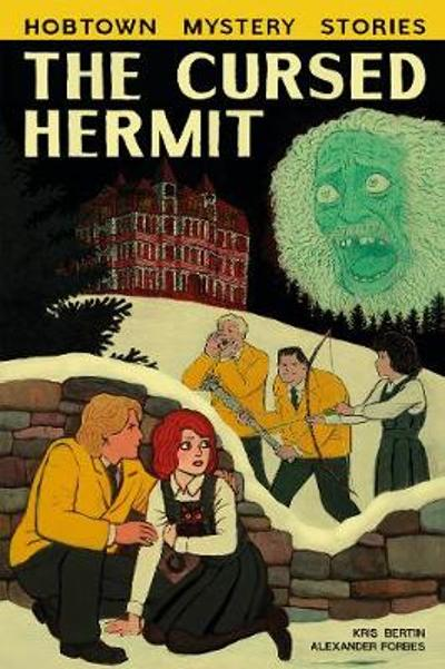 The Cursed Hermit - Kris Bertin