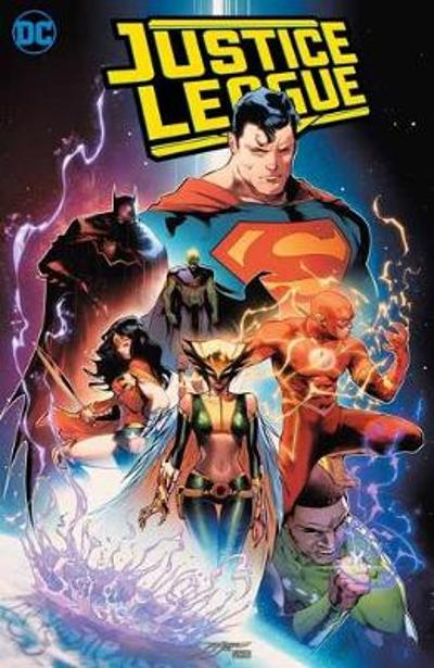 Justice League by Scott Snyder Book One Deluxe Edition - Scott Snyder