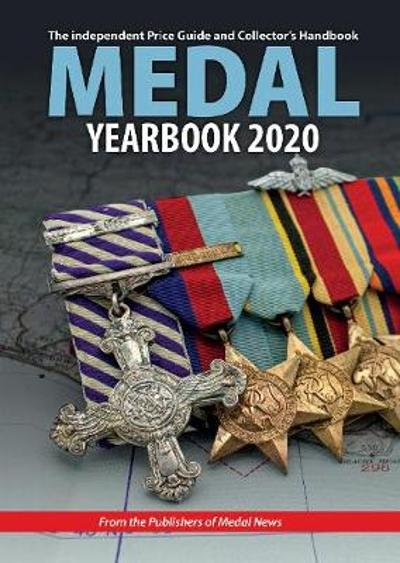Medal Yearbook 2020 - John Mussell