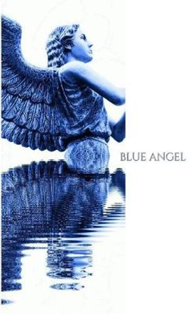 Blue Angel Writing Drawing Journal - Sir Michael Huhn
