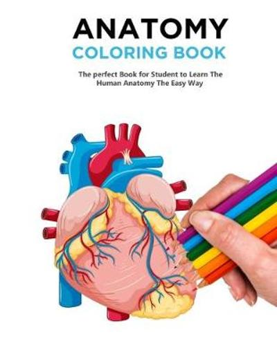 Anatomy Coloring Book - Timeline Publisher