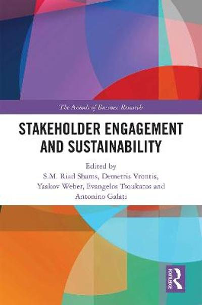 Stakeholder Engagement and Sustainability - S.M.Riad Shams