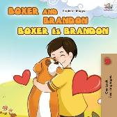 Boxer and Brandon (English Hungarian Bilingual Book) - Kidkiddos Books Inna Nusinsky