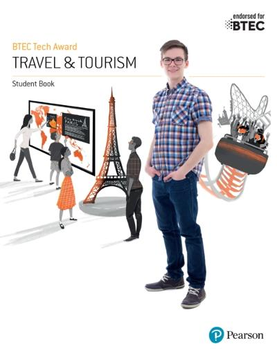 BTEC Tech Award in Travel and Tourism Student Book - Mr Steve Ingle