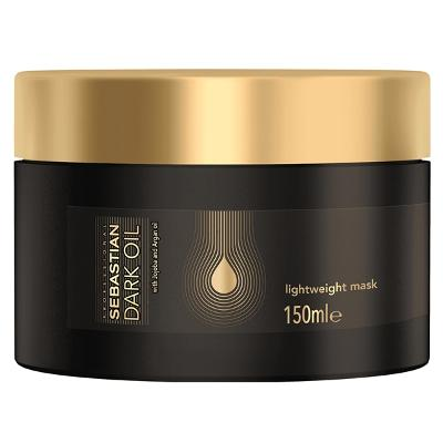 Dark Oil Lightweight Hair Mask - Sebastian
