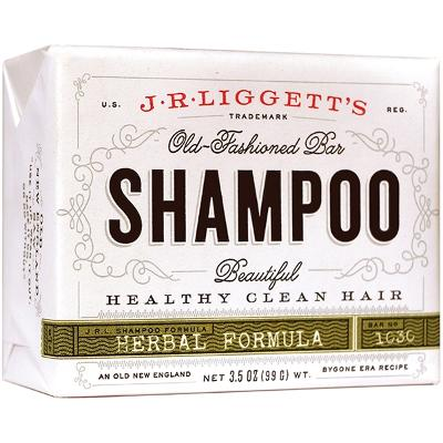 Herbal Shampoo Bar - J.R. Liggett's
