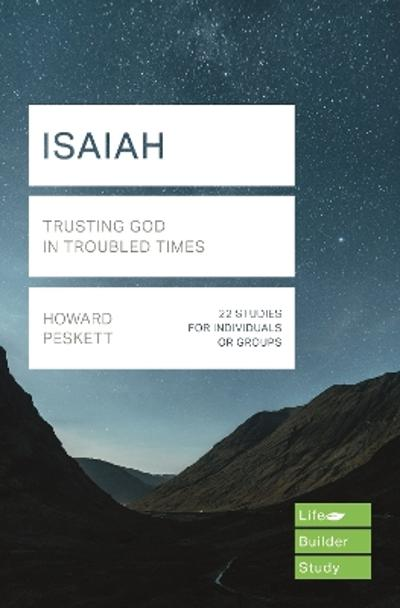 Isaiah (Lifebuilder Study Guides) - Howard Peskett