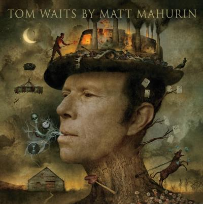 Tom Waits by Matt Mahurin - Mahurin Matt Mahurin