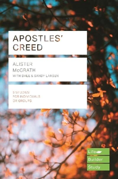 Apostles' Creed (Lifebuilder Study Guides) - ALISTER MCGRATH