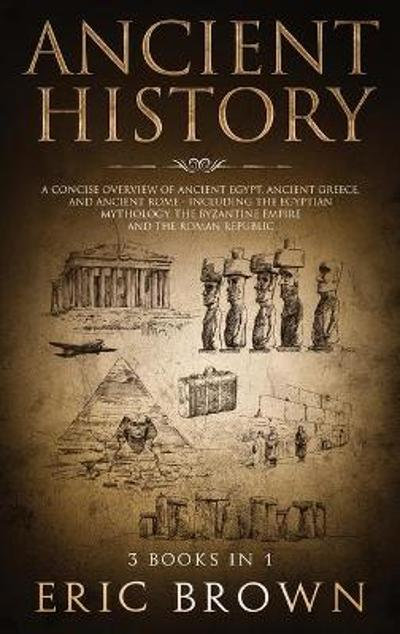 Ancient History - Eric Brown