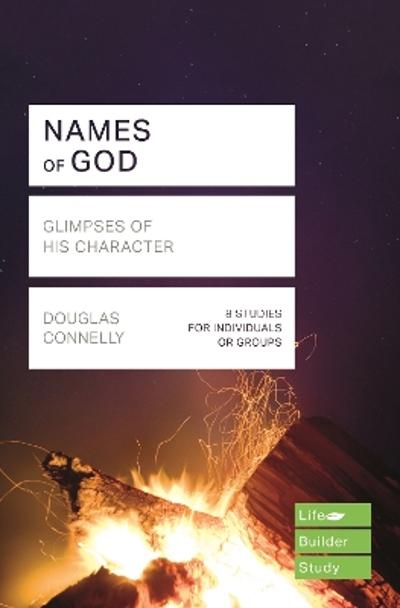 Names of God (Lifebuilder Study Guides) - DOUGLAS CONNELLY