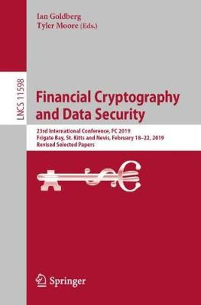 Financial Cryptography and Data Security - Ian Goldberg