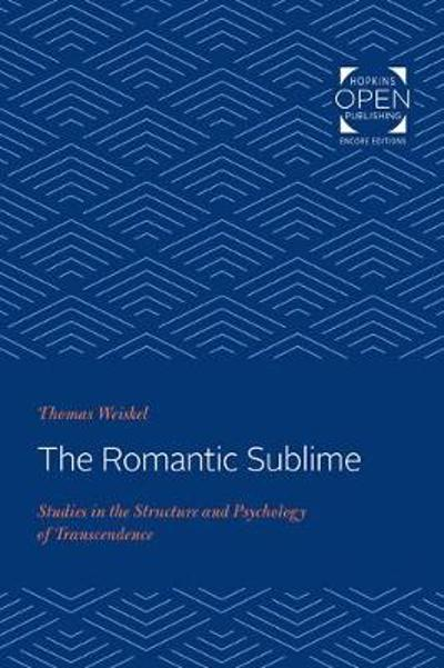 The Romantic Sublime - Portia Weiskel
