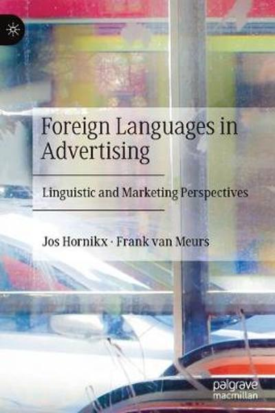 Foreign Languages in Advertising - Jos Hornikx