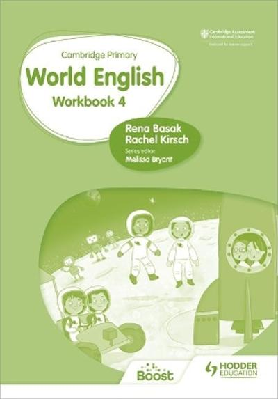 Cambridge Primary World English: Workbook Stage 4 - Rena Basak