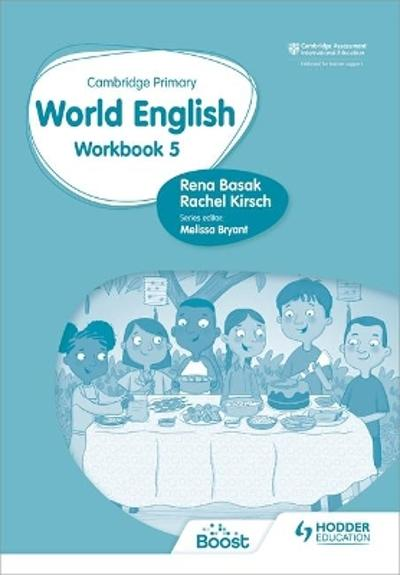 Cambridge Primary World  English: Workbook Stage 5 -