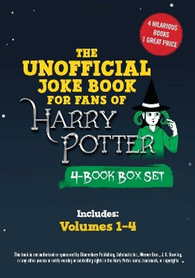 The Unofficial Harry Potter Joke Book 4-Book Box Set - Brian Boone