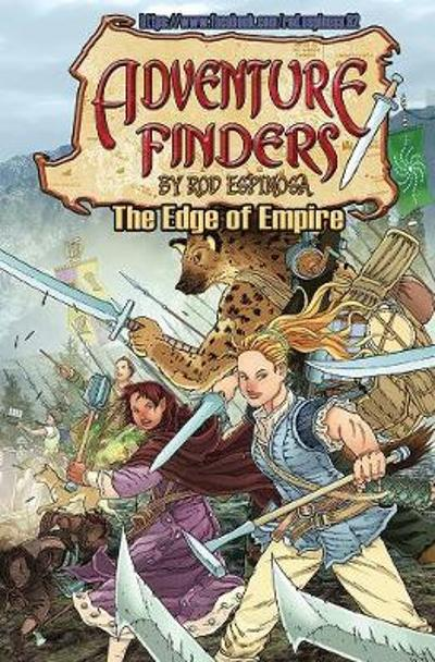 Adventure Finders: The Edge of Empire - Rod Espinosa