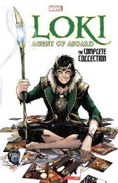 Loki: Agent Of Asgard - The Complete Collection - Al Ewing Lee Garbett Jorge Coelho