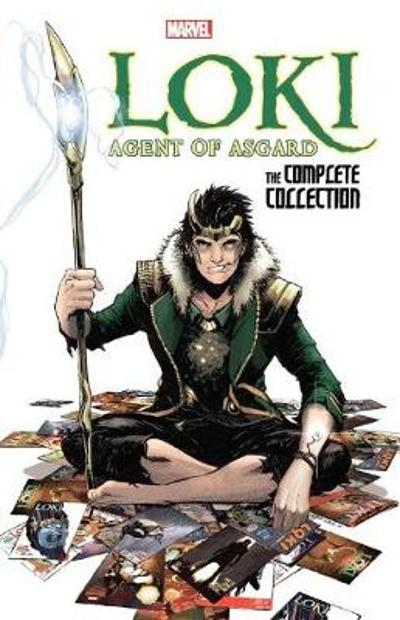 Loki: Agent Of Asgard - The Complete Collection - Al Ewing