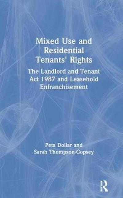 Mixed Use and Residential Tenants' Rights - Peta Dollar