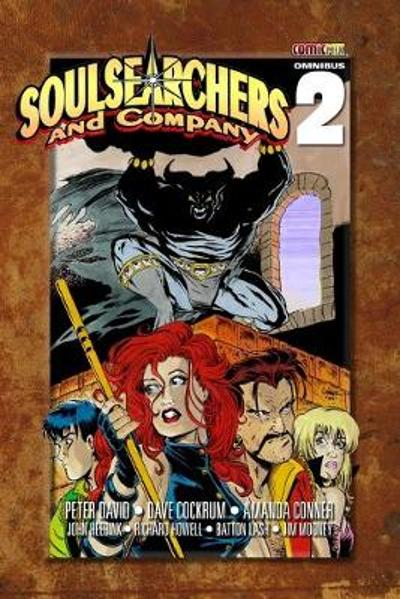 Soulsearchers and Company Omnibus 2 - Peter David