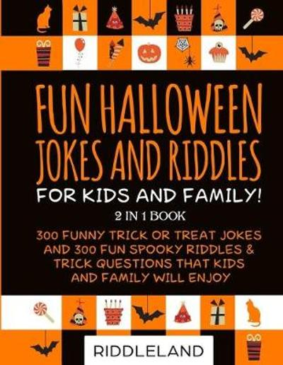 Fun Halloween Jokes and Riddles for Kids and Family - Riddleland