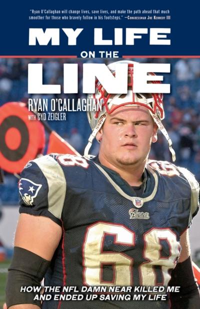 My Life on the Line - Ryan O'Callaghan