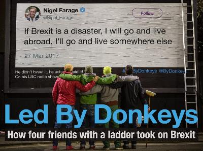 Led by Donkeys - LedByDonkeys