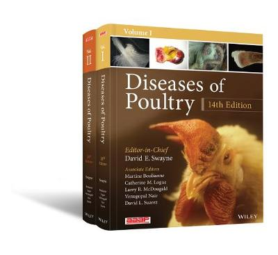 Diseases of Poultry - David E. Swayne