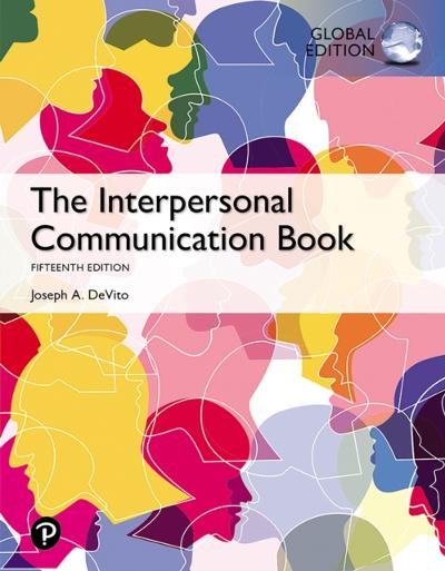 Interpersonal Communication Book, Global Edition - Joseph A. Devito