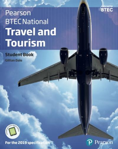 BTEC National Travel and Tourism Student Book + ActiveBook - Ms Gillian Dale