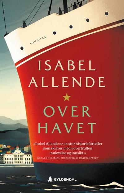 Over havet - Isabel Allende