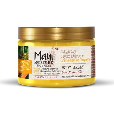 Pineapple Papaya Body Gel - Maui Moisture