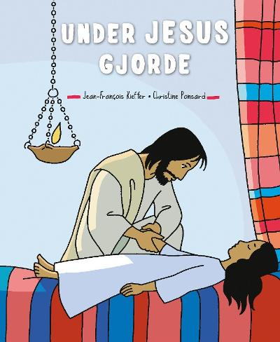 Under Jesus gjorde - Christine Ponsard