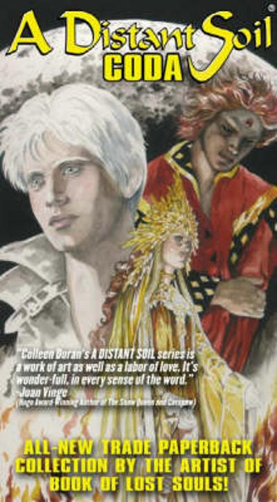 A Distant Soil Volume 4: Coda Library Edition - Colleen Doran
