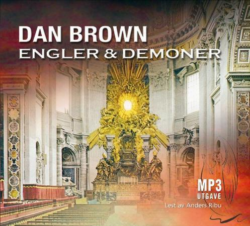 Engler og demoner - Dan Brown