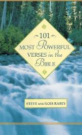 101 Most Powerful Verses in the Bible - Steve Rabey Lois Rabey