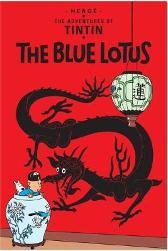The Blue Lotus - Herge