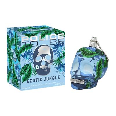 Police To Be Exotic Jungle Man - Eau de toilette - Police