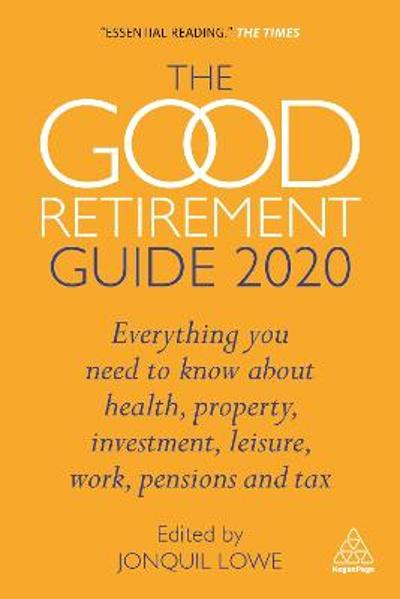 Good Retirement Guide 2020 - Jonquil Lowe