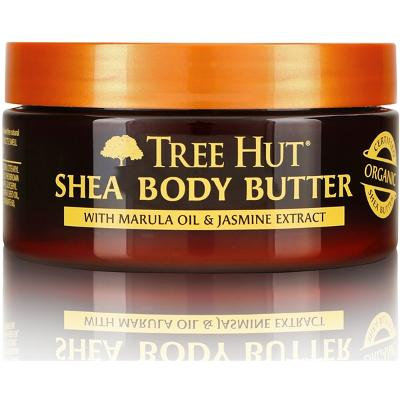 Tree Hut Shea Body Butter Marula & Jasmine - Tree Hut