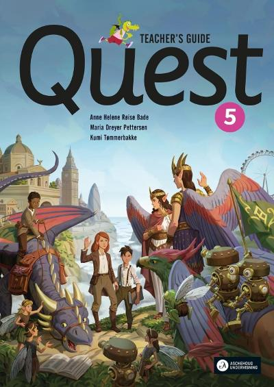 Quest 5 - Anne Helene Røise Bade
